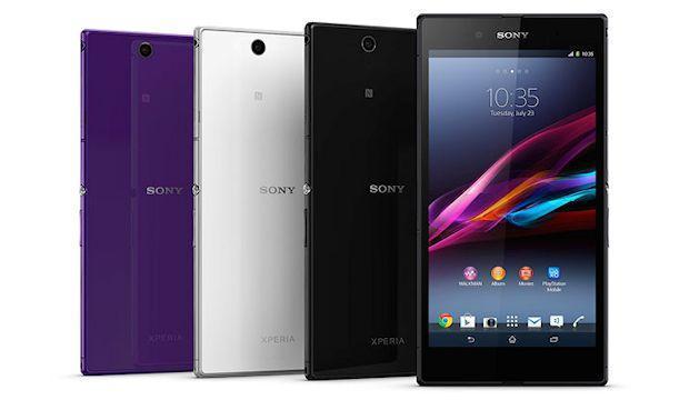 Sony Xperia Z Ultra - Colours