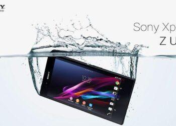 Sony Xperia Z Ultra - Header