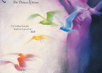 black orchid cover Neil Gaiman's Poison Ivy Is A Hidden Treasure Poison Ivy