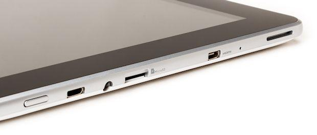 Acer Iconia A3 - Angle