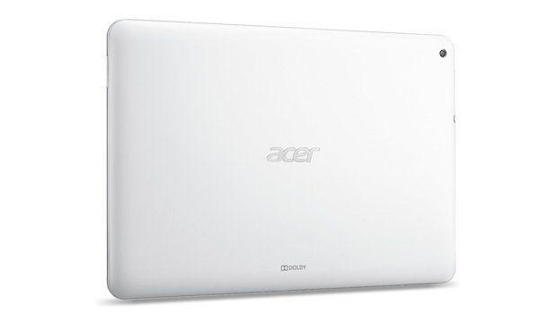 Acer Iconia A3 - Rear