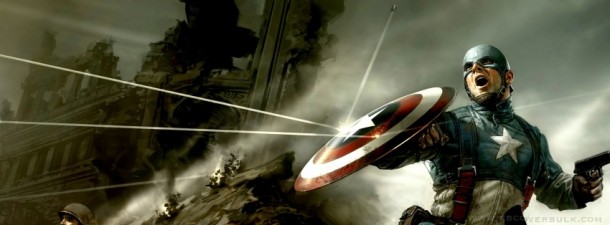 Captain America The First Avenger Facebook Timeline Cover 10 Things You Didn't Know About Captain America Comic Books