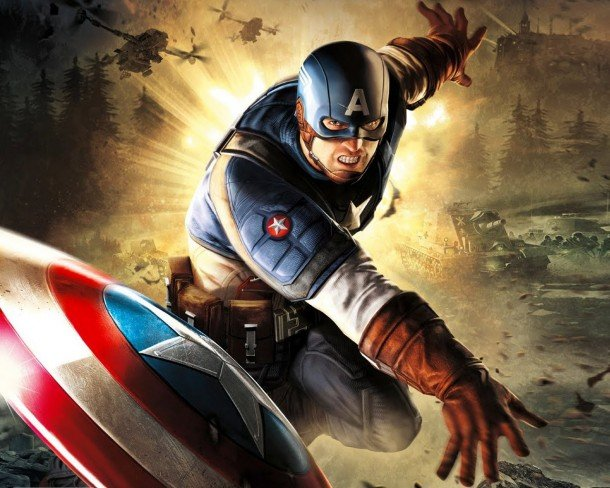 CaptainAmerica TFA conceptartWP 10 Things You Didn't Know About Captain America Comic Books