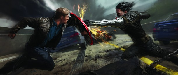 Captain America vs The Winter Soldier 10 Things You Didn't Know About Captain America Comic Books