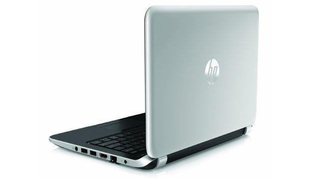HP Pavilion TouchSmart 11 - Angle