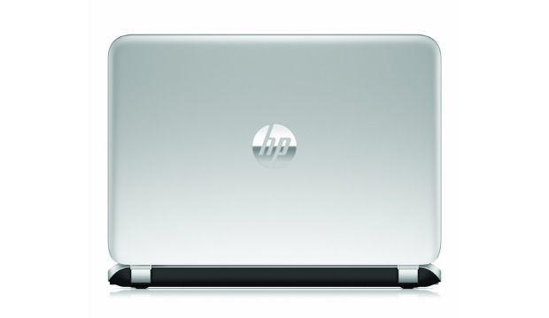 HP Pavilion TouchSmart 11 - Rear