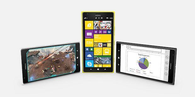 Nokia Lumia 1520 - Games