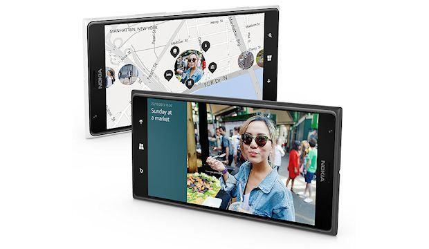 Nokia Lumia 1520 - Storyteller