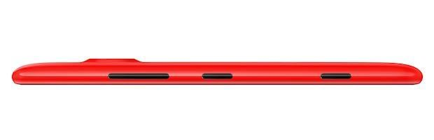 Nokia Lumia 1520 - Thickness