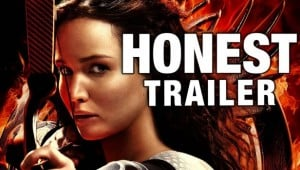 The Hunger Games-Catching Fire - Honest Trailer