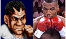 Mike Tyson Balrog Street Fighter Parody