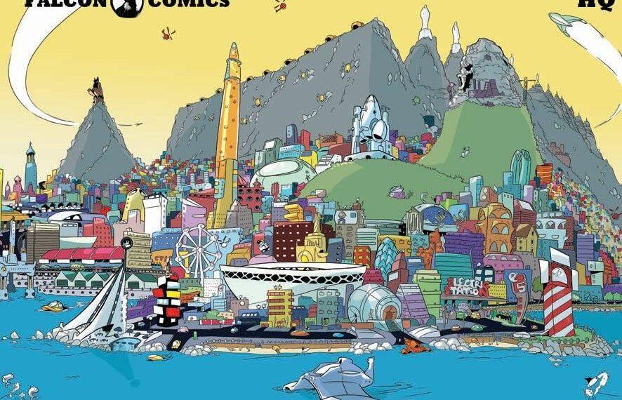 196057 543301632362393 1139826924 n FCBD Artist Spotlight: Luis Tolosana Comic Books