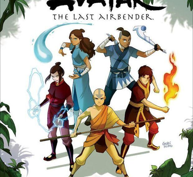 AtLA The Search Library Edition Header Avatar: The Last Airbender – The Search Library Edition Books