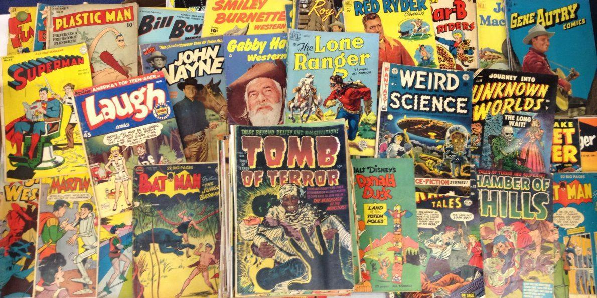 The 10 Most Valuable Comic Books In The World Today