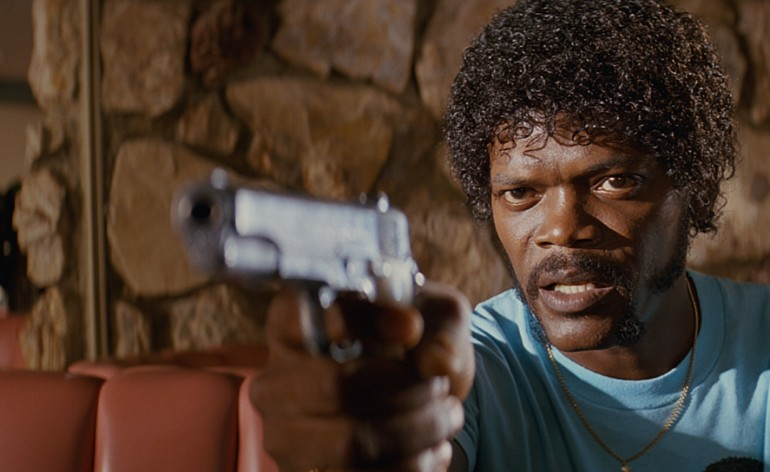 Samuel L. Jackson Pulp Fiction movie