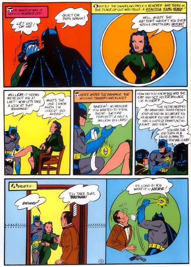DC's Batman #1 (1940)