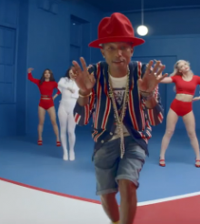 Pharrell Williams – Marilyn Monroe Music Video