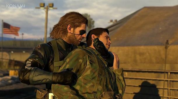 mgsvgameplay 610 Metal Gear Solid V: Ground Zeroes Review Gaming