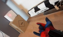 Someone built a real life Spider-man Web-shooter