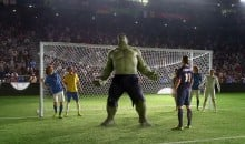 The Hulk Cameos In Fifa World Cup Commercial