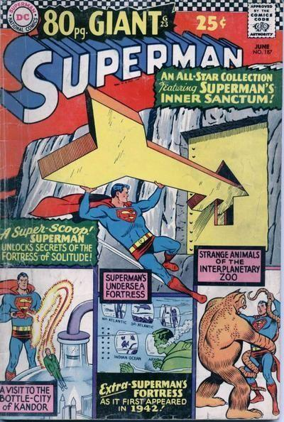 Superman's Fortress of Solitude - Is The Crystal Palace His Home?