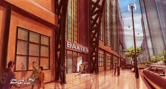 The Fantastic Four's Baxter Building Has Survived Pretty Much Everything