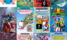 Win a FREE COMIC BOOK DAY hamper!