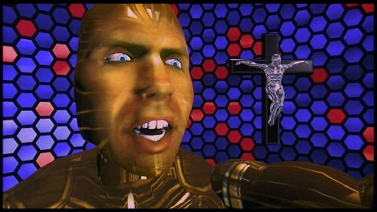 lawnmower man original CGI: 9 Films That Revolutionised The Industry Movies