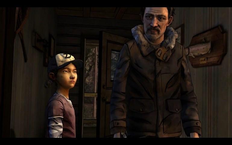 The Walking Dead: Season 1 (PS3)