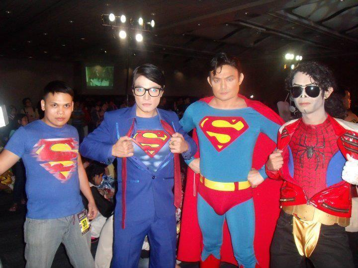 Superfan: Herbert Chavez - The World's Biggest Superman Fan