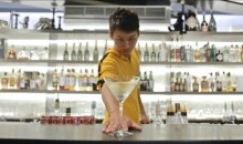 The Bruce Lee of Bartending