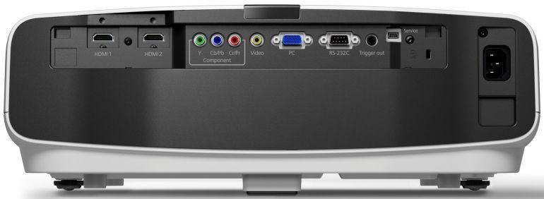 Epson TW9200 Projector - Rear