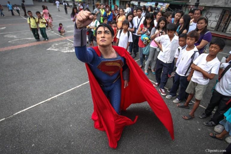 Superfan: Herbert Chavez - World's Biggest Superman Fan