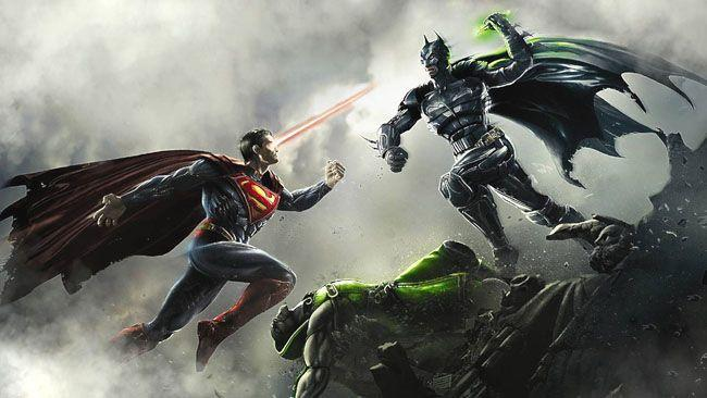 Injustice Batman Vs Superman How Batman Could Beat Superman in Dawn of Justice Opinion