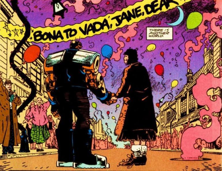 dannythestreet2 Super-Powered Properties: Doom Patrol's Danny the Street Comic Books
