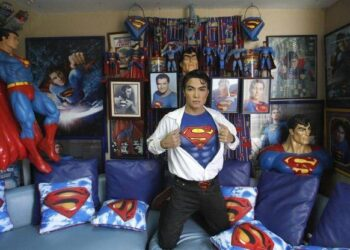 Superfan: Herbert Chavez - The World's Biggest Superman Fan