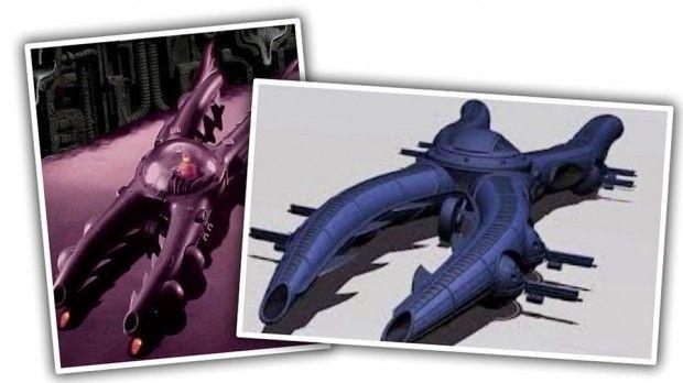 H.R. Giger Batmobile