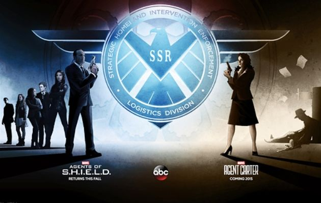 The Agent Carter TV Series