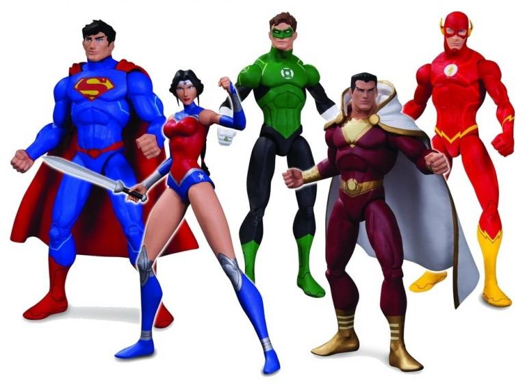 Justice League War figure
