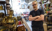 A Tour of Adam Savage's Cave