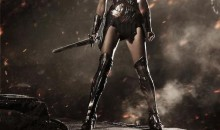 First look at Batman v Superman's Wonder Woman!
