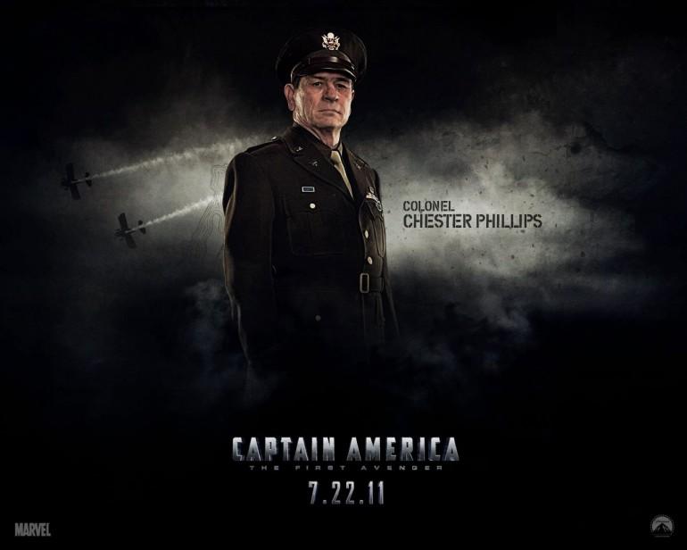 Colonel Chester Phillips