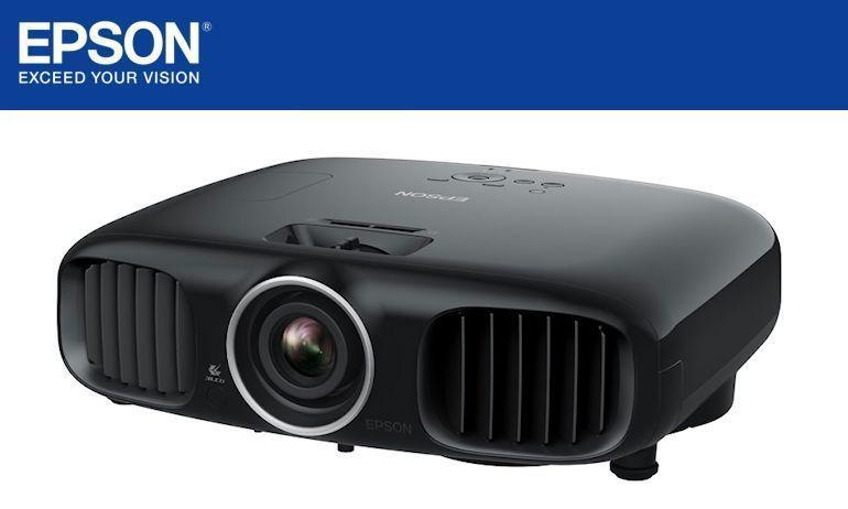 Epson TW6100 Projector - Header