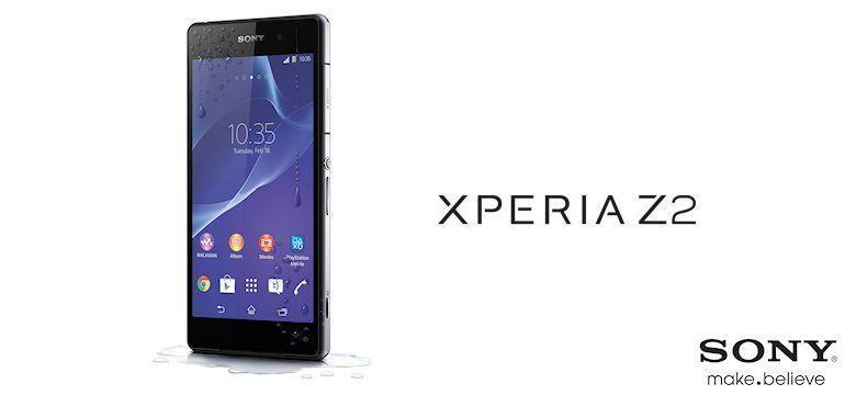 Sony Xperia Z2-Header