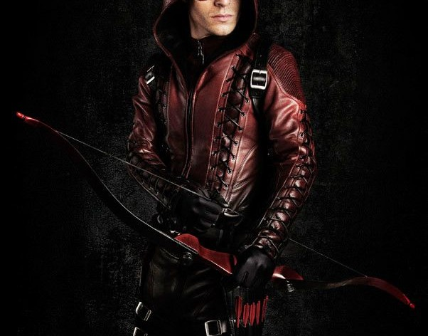 First Look at Roy Harper in Costume on Season 3 Arrow