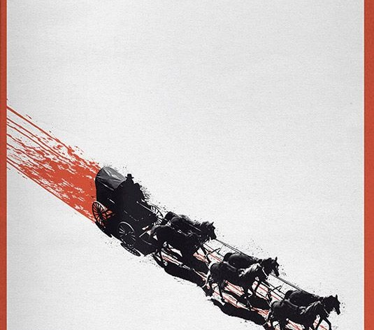 First Official Poster For Tarantino's Hateful Eight