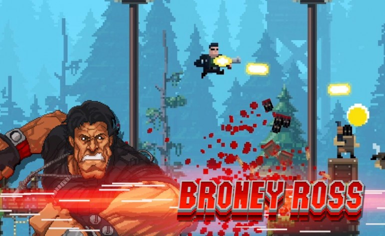Broforce: The Expendabros