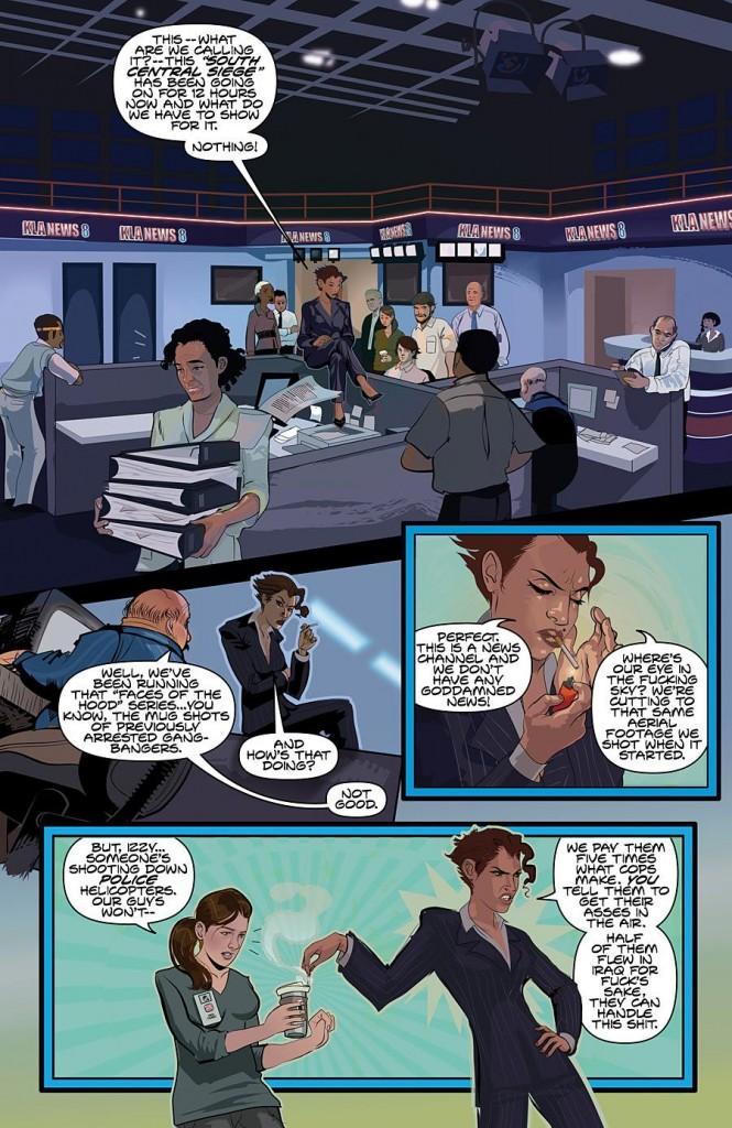 Genuis #2 Comic Book Review