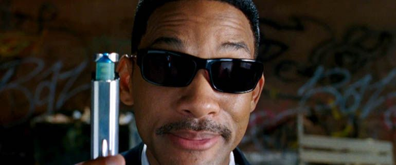 If only Will Smith could use that device on audiences to help them forget the terrible MIB 3. Despite an awesome performance by Josh Brolin as a younger Tommy Lee Jones, the last installment was plagued with an unfortunate script. It just felt so 90s!
