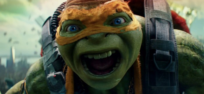 What Teenage Mutant Ninja Turtles Almost Looked Like